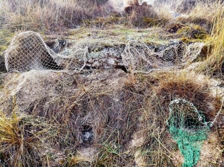 Redes para conejos
